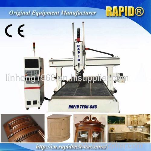 ATC 4 axis cnc router