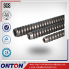 Drill pope thread high grade steel hollow self drilling grout-able anchor bolt