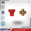 ONTON accessories self drilling hollow threaded rod anchor bolt TC tapered drill bit