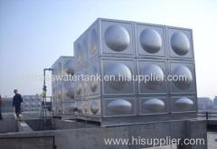 SMC Panel Sectional Water Tank