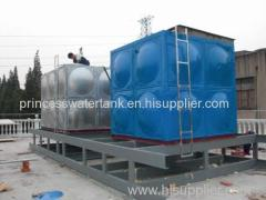 S.S / GRP / SMC Panel Water Tank