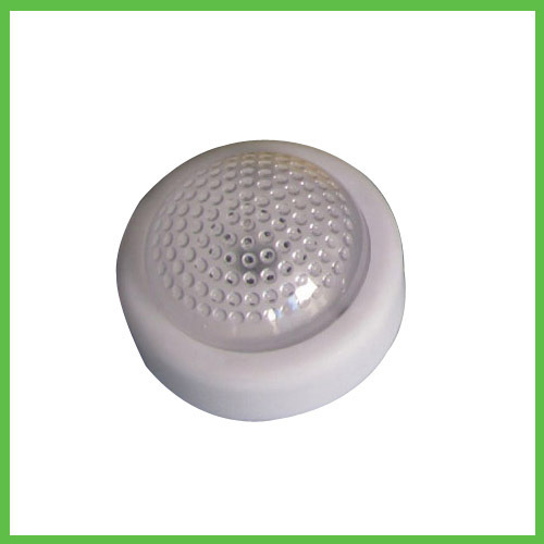 Small Round LED Push Lamp
