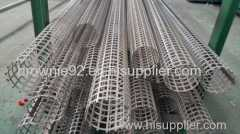 Straight Seam Water 304 Perforated Metal Welded Tubes Air Center Core Pipe Water Filter Frame