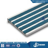 76*10mm aluminum alloy base decorative carborundum custom stair treads