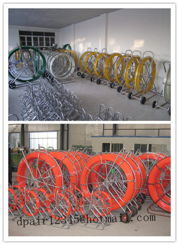 Fiberglass Drainer Communications Rod Detectable Rodders