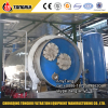 Heavy oil mazut oil to diesel oil distillation refinery machine