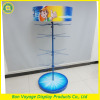 Newest design circular metal floor retail toy shop display