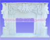 marble fireplace natural stone