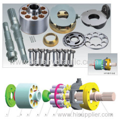 China-made Komatsu HPV55 hydraulic pump parts