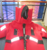 Marine Waterproof Polyester Oxford Material Solas Immersion Suit