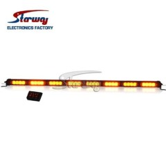 Starway Warning safety traffic Directional LED Light bars with 8 heads
