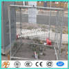 Galvanzied Steel Wire Mesh Rubbish Cages for construction site
