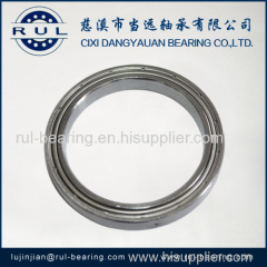 Stainless steel groove ball bearings