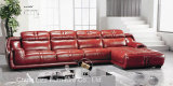 Australian Home Furniture Australian Corner Leather Sofa