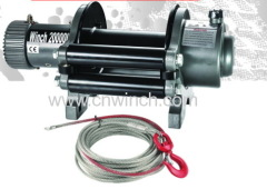 Heavy duty electric winch 20000lbs DC12V/24V