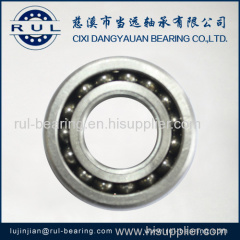Stainless steel angular contact deeply groove ball bearings
