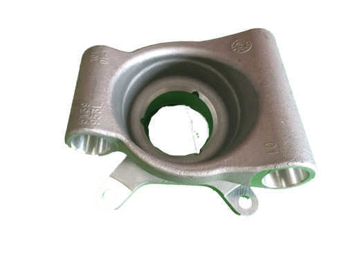 Vehcile steering mounting-alumnum gravity casting sand core