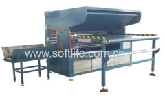 Automatic Mattress Roll-Packaging Machine