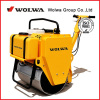 GNYL11walking type single steel wheel road roller