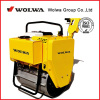 GNYL21 walk single drum road roller