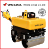 GNYL34BC walk type double wheel road roller