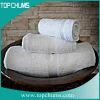 1005 cotton terry white hotel towel