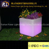 color changing Indoor Outdoor Light LED Square Flower Pot