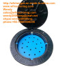 C250/D400 Sand Casting Cast Iron Trench Drain/Channel Dran Manhole Covers in Urban Construction