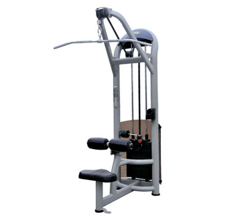 Lat pull for Muscle exerciser