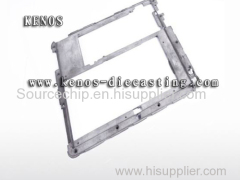 High quality notebook computer die casting parts manufacturer