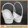 cheap wicker Gift baskets with handles