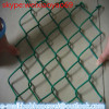 Cheap PVC Coated Chain Link Fencing(Factory)