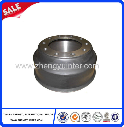 Ductile iron brake drom Casting Parts for automobile