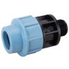 PP Compression Fittings Male Adapter