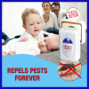 Simple Compact Pest Reject Rodent Repeller