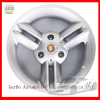 mercedenz smart alloy wheel hub of 15 inch front and back
