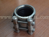 Enhanced Pipe Clamp Coupling for cast iron pipe