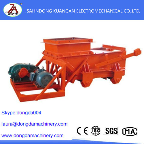 Advanced technology K-type reciprocating coal feeder