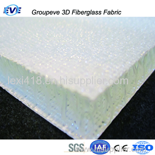 High Strength E-Fiberglass Glass Fiber Woven Fabric for FRP