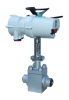 electric high differential pressure regulating valve