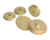 Brass / Bronze Alloy CNC Machining - Non-Ferrous Metals Processing OEM Precision