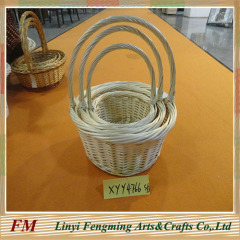 2pcs Mini Wicker Gift Basket with cheap price