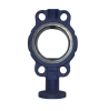 DN250 PN25 Wafer Butterfly Valve House Casting Parts OEM