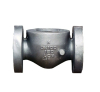 Steel WCB Gate Valve Body Casting Parts