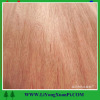 Red walnut veneer plywood