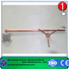 Copper Lightning Rod For Building