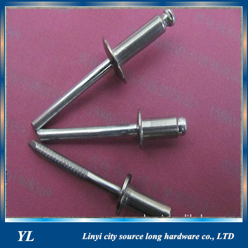 Color peel blind rivets For Cabinet Cooling Fan With Thermostat