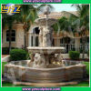 Hot sale large marble garden water fountain