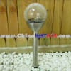 Solar Path Light Glass Ball