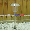 Solar Glass Stake Path Light